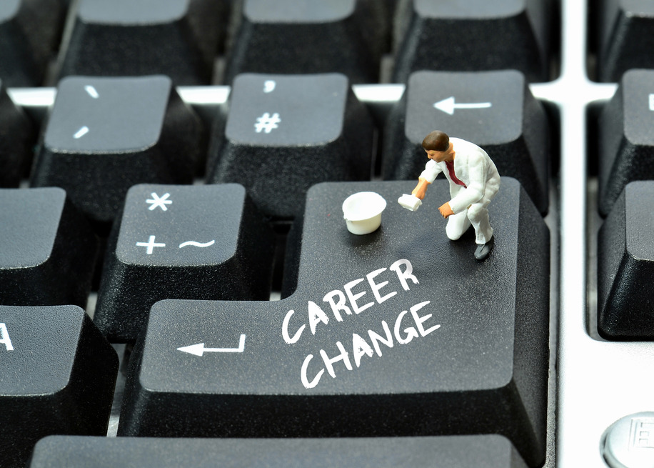 switching jobs